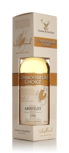 Aberfeldy 1990  Connoisseurs Choice Single Malt Scotch Whisky