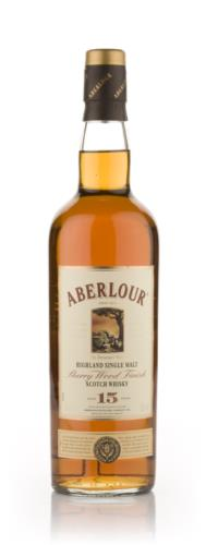 Aberlour 15 Year Old Single Malt Scotch Whisky
