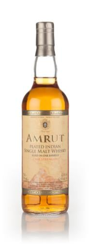 Amrut Peated Cask Strength