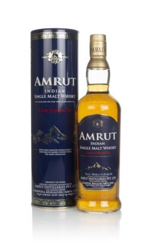 Amrut Single Malt Cask Strength Whisky