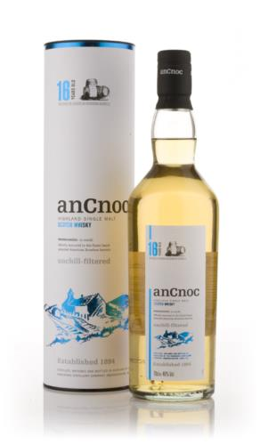 An Cnoc 16 Year Old Single Malt Scotch Whisky