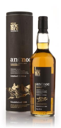 An Cnoc 1975  30 Year Old Single Malt Scotch Whisky