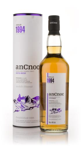 An Cnoc 1994 Single Malt Scotch Whisky