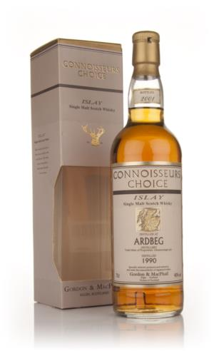 Ardbeg 1990  Connoisseurs Choice Single Malt Scotch Whisky