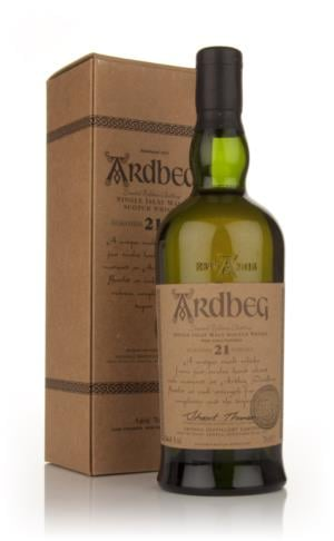 Ardbeg 21 Year Old (Committee Release) Single Malt Scotch Whisky