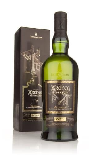 Ardbeg 2010 Supernova  Single Malt Scotch Whisky