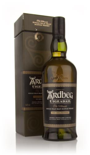 Ardbeg Uigeadail (Old Box) Single Malt Scotch Whisky