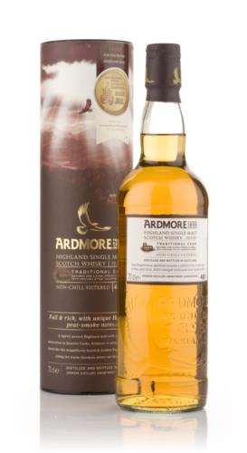 Ardmore Traditional Cask Single Malt Scotch Whisky