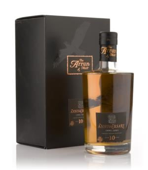Arran 10 Year Old (10th Anniversary Edition) Single Malt Scotch Whisky