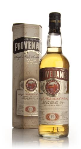 Arran 1997  12 Year Old  Douglas Laing