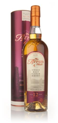 Arran 12 Year Old Single Malt Scotch Whisky