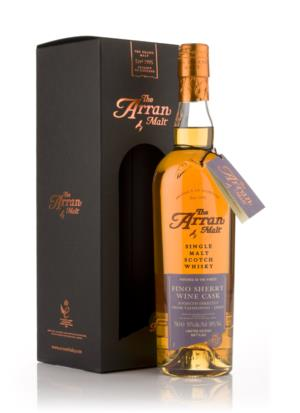 Arran (Fino Sherry Cask) Single Malt Scotch Whisky