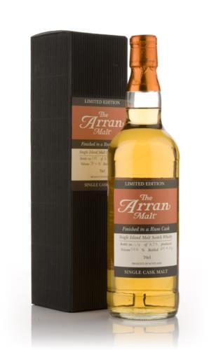 Arran (Jamaican Rum Cask) Single Malt Scotch Whisky