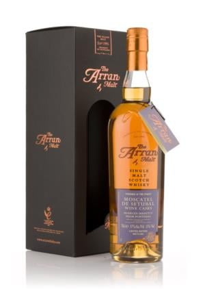 Arran (Moscatel Cask) Single Malt Scotch Whisky
