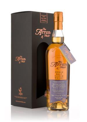 Arran (Moscatel Cask) Single Malt Scotch Whisky