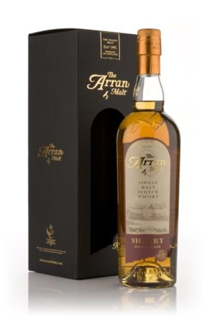 Arran (Oloroso Sherry Cask) Single Malt Scotch Whisky