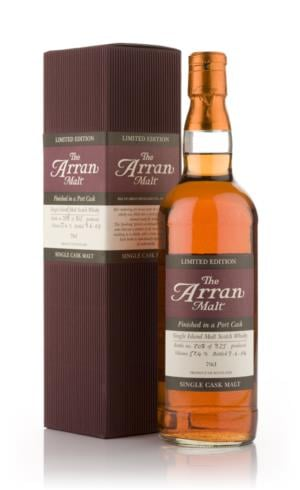 Arran 2004 (Port Cask) Single Malt Scotch Whisky