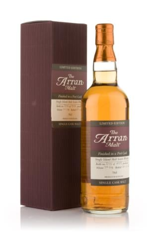 Arran 2005 (Port Cask) Single Malt Scotch Whisky