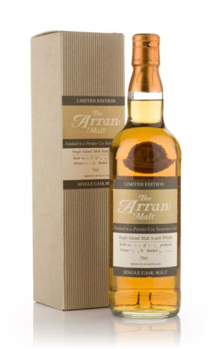 Arran (Premier Cru Sauternes Cask) Single Malt Scotch Whisky