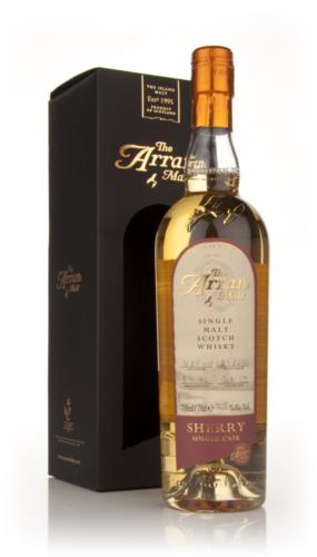 Arran  2009 (Sherry Cask) Single Malt Scotch Whisky