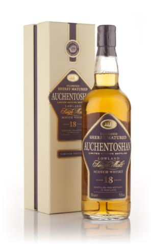 Auchentoshan 18 Year Old (Oloroso Cask) Single Malt Scotch Whisky