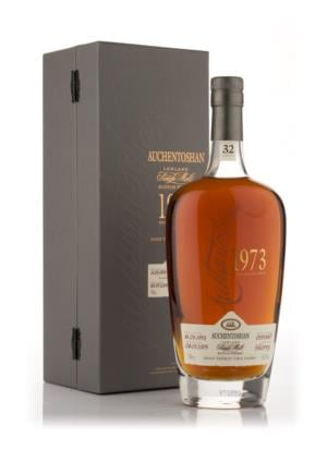 Auchentoshan 1973 32 Year Old (Sherry Cask) Single Malt Scotch Whisky