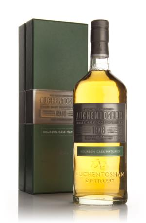 Auchentoshan 1978 30 Year Old (Bourbon Cask) Single Malt Scotch Whisky