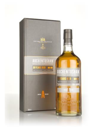 Auchentoshan 21 Year Single Malt Scotch Whisky