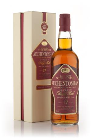 Auchentoshan 17 Year Old (Bordeaux Cask) Single Malt Scotch Whisky