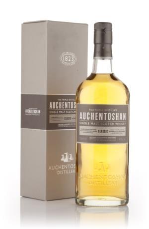 Auchentoshan Classic Single Malt Scotch Whisky