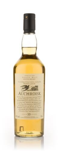 Auchroisk 10 Year Old Flora & Fauna Single Malt Scotch Whisky