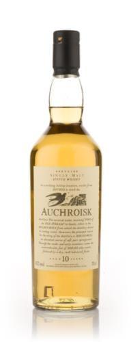 Auchroisk 10 Year Old Flora & Fauna Single Malt Scotch Whisky
