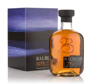 Balblair 1975 Vintage Single Malt Scotch Whisky