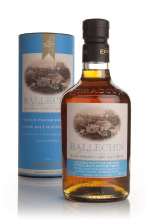 Edradour Ballechin Oloroso Sherry Finish Single Malt Scotch Whisky