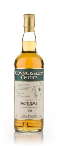 Balmenach 1991  Connoisseurs Choice Single Malt Scotch Whisky