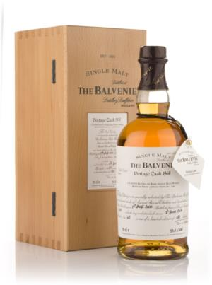 Balvenie 1968 Vintage Cask Single Malt Scotch Whisky