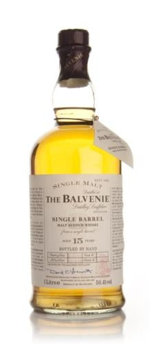Balvenie 15 Year Old (Rare) Single Barrel Single Malt Scotch Whisky