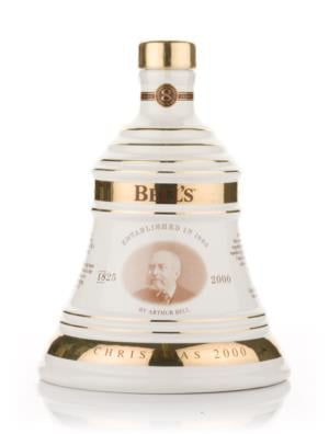 Bells 2000 Christmas Decanter