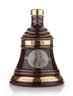 Bells 2002 Christmas Decanter