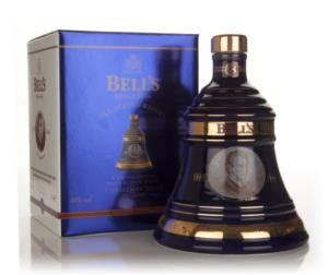 Bells 2004 Christmas Decanter
