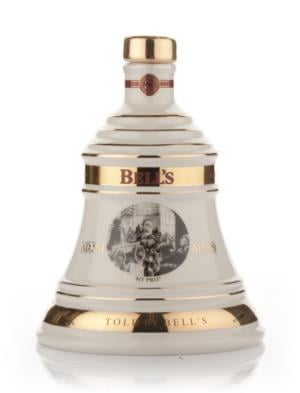 Bells 2005 Christmas Decanter
