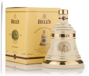 Bells 2006 Christmas Decanter