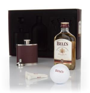Bells Golf Gift Set