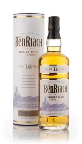 Benriach 16 Year Old Single Malt Scotch Whisky