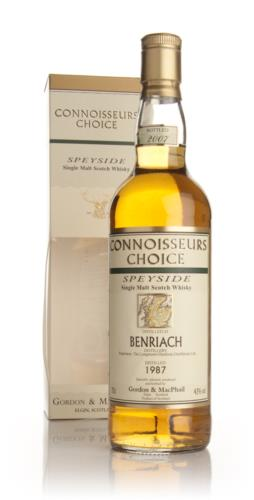 BenRiach 1987 Connoisseurs Choice Single Malt Scotch Whisky