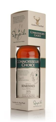 Benrinnes 1975 Connoisseurs Choice Single Malt Scotch Whisky