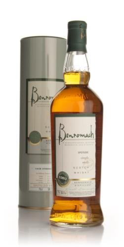 Benromach 1981 Single Malt Scotch Whisky