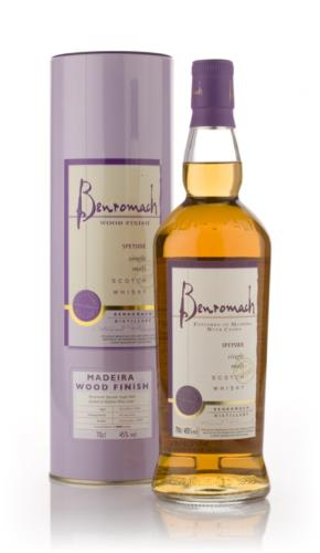 Benromach 2000 Madeira Wood Finish Single Malt Scotch Whisky