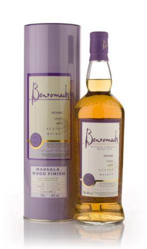 Benromach 2000 Marsala Wood Finish Single Malt Scotch Whisky
