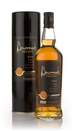 Benromach Organic Single Malt Scotch Whisky